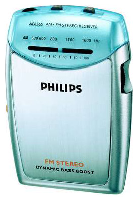 Philips  AE-6565/14 приемник