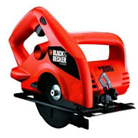 Пила дисковая Black & Decker KS 55