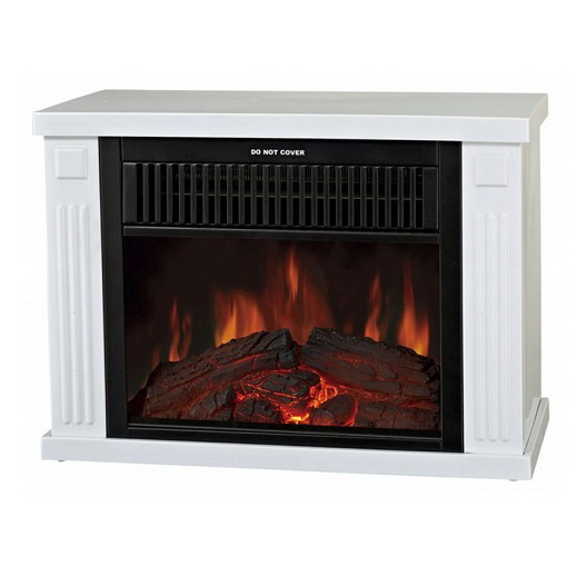 Электрокамин Slogger Fireplace SL-480-W