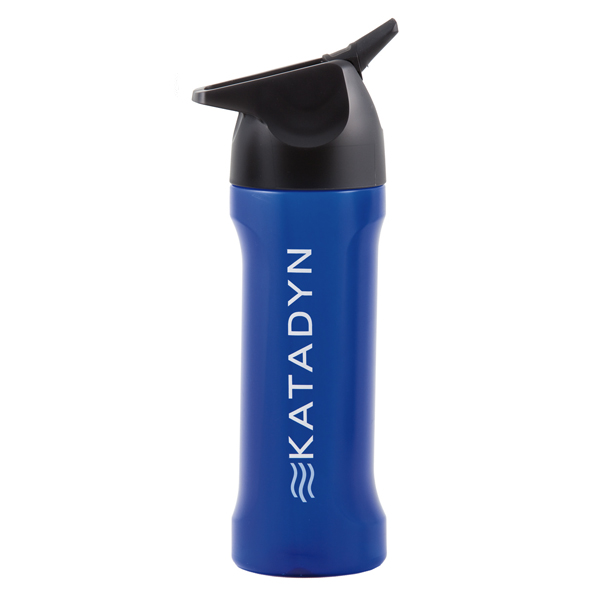 Бутылка с фильтром Katadyn MyBottle Purifier Blue Splash
