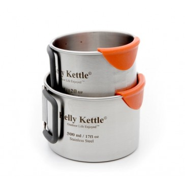 Набор чашек Kelly Kettle Camping Cup Set